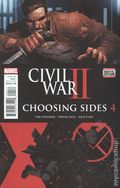 Civil War II Choosing Sides (2016) 4A