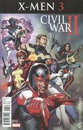 Civil War II X-Men (2016) 3B