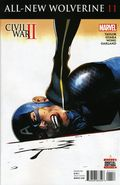 All New Wolverine (2015) 11A