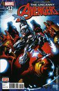 Uncanny Avengers (2015 Marvel 3rd Series) 12A