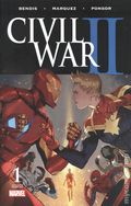 Civil War II (2016 Marvel) 1J