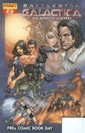 Lone Ranger/Battlestar Galactica FCBD (2007) 0
