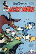 Micky Maus (German 1951 Egmont Ehapa) 1957, #4
