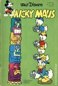 Micky Maus (German Series 1951- Egmont Ehapa) 1957, #14
