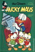 Micky Maus (German Series 1951- Egmont Ehapa) 1957, #19