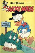 Micky Maus (German Series 1951- Egmont Ehapa) 1957, #22