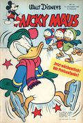 Mickey Mouse (German Series 1951 Micky Maus) 1957, #26