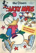 Micky Maus (German Series 1951- Egmont Ehapa) 1957, #26
