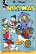 Micky Maus (German Series 1951- Egmont Ehapa) 1957, #27