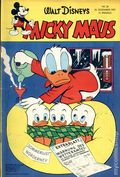 Mickey Mouse (German Series 1951 Micky Maus) 1957, #28