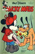 Micky Maus (German Series 1951- Egmont Ehapa) 1958, #2