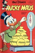 Micky Maus (German Series 1951- Egmont Ehapa) 1958, #3