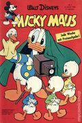 Micky Maus (German Series 1951- Egmont Ehapa) 1958, #9