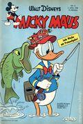 Micky Maus (German Series 1951- Egmont Ehapa) 1958, #13