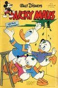 Micky Maus (German Series 1951- Egmont Ehapa) 1959, #6