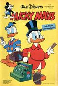 Micky Maus (German Series 1951- Egmont Ehapa) 1959, #9