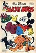 Micky Maus (German Series 1951- Egmont Ehapa) 1959, #11