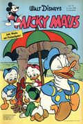 Micky Maus (German Series 1951- Egmont Ehapa) 1958, #19