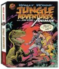 Wally Wood: Jungle Adventures with Jim King and Animan HC (2016 Vanguard) 1B-1ST
