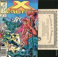 X-Factor (1986 1st Series) 23DFSIGNED