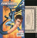 Ultimate Fantastic Four (2004) 2DFSIGNED