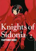 Knights of Sidonia GN (2013 Vertical Digest) 2-1ST