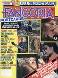 Fangoria Postcards Magazine (1985) 1