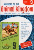 Wonders of the Animal Kingdom Stamp Packets (1959) 9