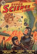 Super Science Stories (1942 Pulp) Canadian Edition Vol. 1 #2