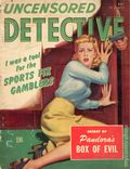 Uncensored Detective (1942) True Crime Magazine Vol. 2 #11