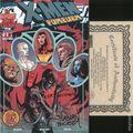 X-Men Forever (2001 1st Series) 1DF.SIGNED