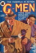 G-Men Detective (1935-1953 Standard Magazines) Pulp Vol. 2 #1