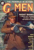 G-Men Detective (1935-1953 Standard Magazines) Pulp Vol. 6 #3