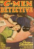 G-Men Detective (1935-1953 Standard Magazines) Pulp Vol. 27 #3