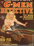 G-Men Detective (1935-1953 Standard Magazines) Pulp Vol. 36 #3
