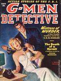 G-Men Detective (1935-1953 Standard Magazines) Pulp Vol. 37 #3