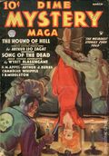 Dime Mystery Magazine (1932-1950 Dime Mystery Book Magazine - Popular) Pulp Vol. 7 #4