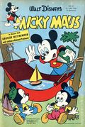 Mickey Mouse (German Series 1951 Micky Maus) 1958, #24