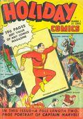Holiday Comics (1942 Fawcett) 1