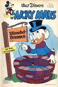 Micky Maus (German Series 1951- Egmont Ehapa) 1958, #26