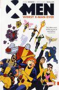X-Men Worst X-Man Ever TPB (2016 Marvel) 1-1ST