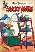 Mickey Mouse (1951 Micky Maus) German Series 1958, #30