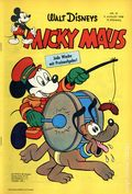 Mickey Mouse (German Series 1951 Micky Maus) 1958, #31