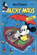 Mickey Mouse (1951 Micky Maus) German Series 1958, #32