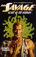 Doc Savage Glare of the Gorgon SC (2016 An Altus Press Novel) The All-New Wild Adventures 1-1ST