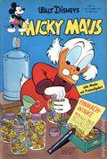 Micky Maus (German Series 1951- Egmont Ehapa) 1958, #35