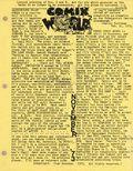 Comix World Newsletter (1973) fanzine 2REP