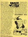 Comix World Newsletter (1973) fanzine 3