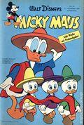 Micky Maus (German Series 1951- Egmont Ehapa) 1958, #45