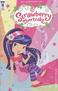 Strawberry Shortcake (2016 IDW) 5SUBB